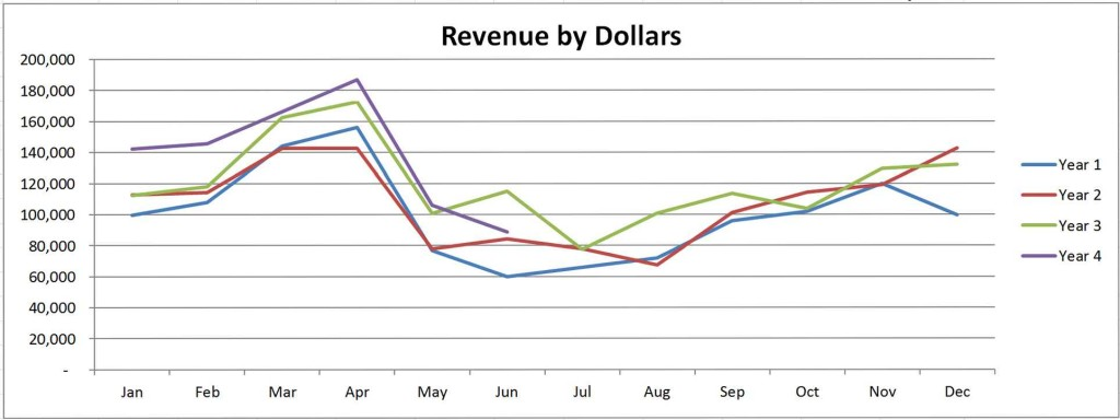 Measuring and Analyzing Revenue Part 1 Pic 3