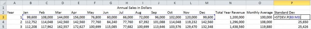 Measuring and Analyzing Revenue Part 4 Pic 2