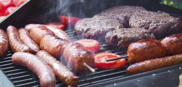 Save Your Future Barbecues