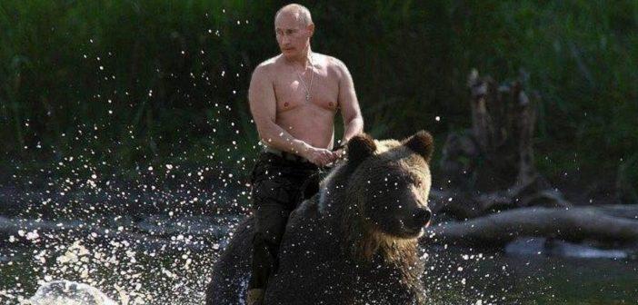 Just Call Me Putin