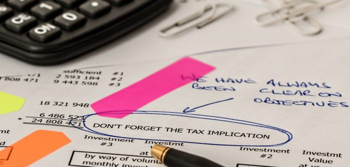 Step 7: Getting a Tax Identification Number